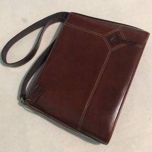 Rolfs Fine Genuine Leather Handbag NWOT
